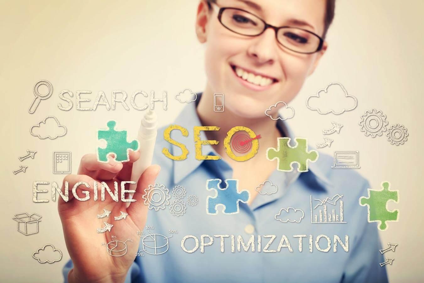 Kurth digital solutions Seo girl web development